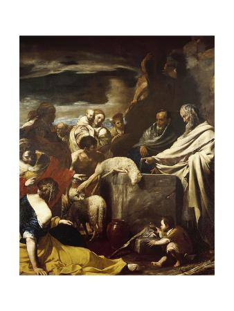 Sacrifice of Moses