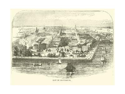 City of Charleston, May 1862