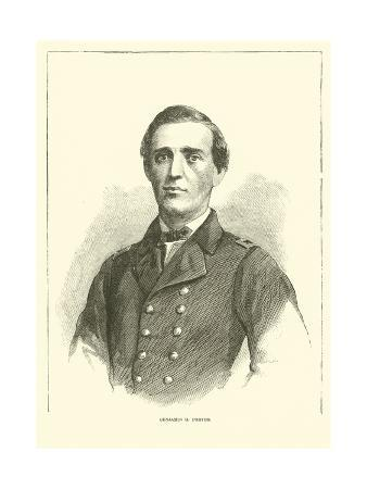 Benjamin H Porter, January 1865