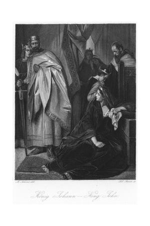 Scene from King John
