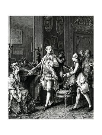 La Grande Toilette, C.1780