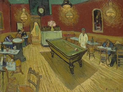 The Night Cafe, 1888