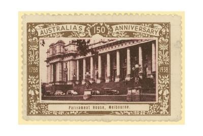 Parliament House, Melbourne, Victoria, Australia
