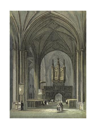 Chester Cathedral, the Lady Chapel