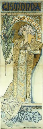 Gismonda, C.1894