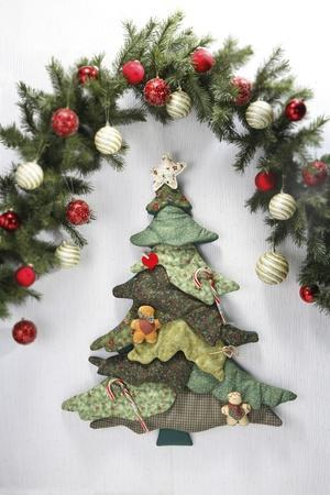 Women's Work - Patchwork Christmas Tree