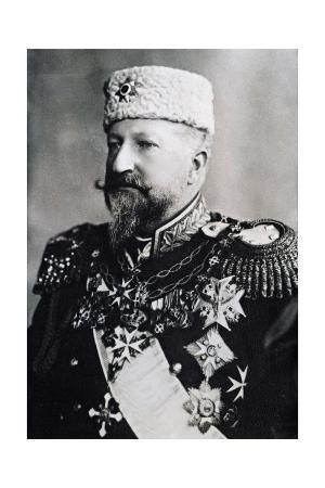 Portrait of Ferdinand I of Bulgaria