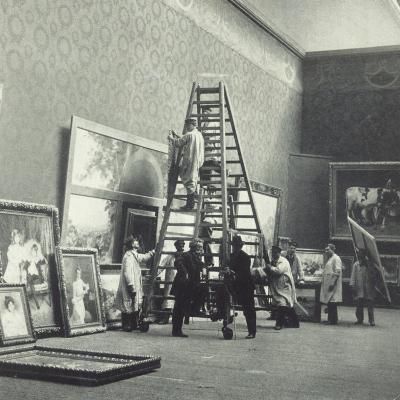 Salon Des Artistes Français, 1902