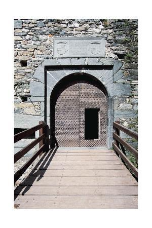Portal, Verres Castle