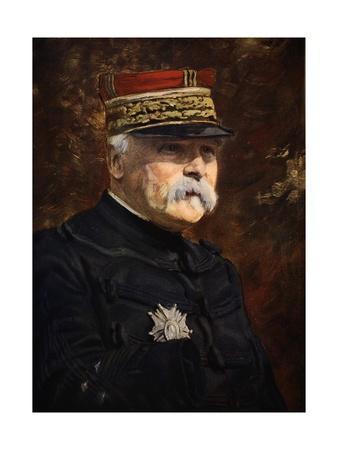 General Pau, 1915