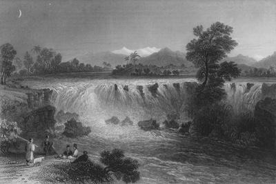 Fall of the River Cydnus, Near Tarsus