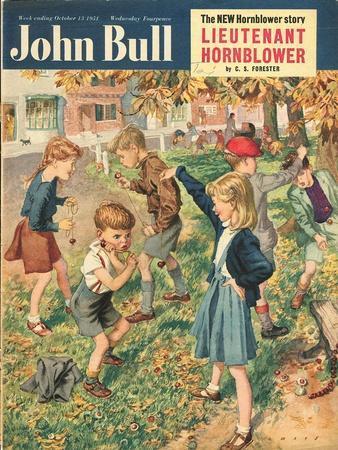 Front Cover of 'John Bull', October 1951