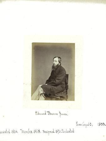 Edward Burne Jones, 1864