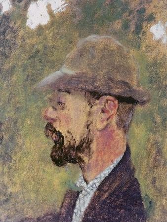 Portrait of Henri De Toulouse-Lautrec