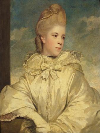 Mrs Abington, C.1771-73