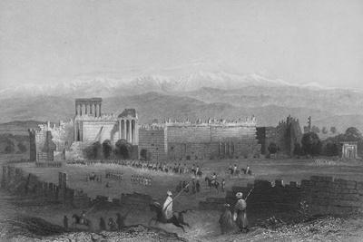 General View of Balbec and Anti-Libanus