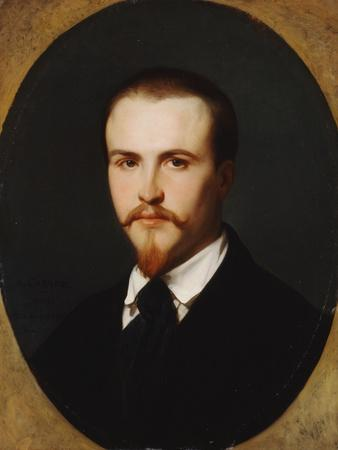 A Self-Portrait, Bust Length, 1847