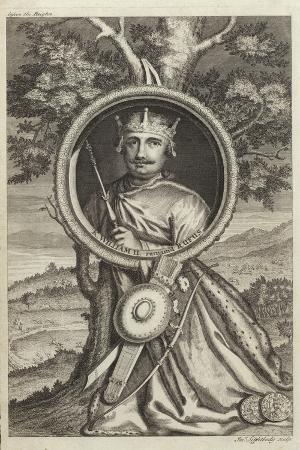 Portrait of William II of England