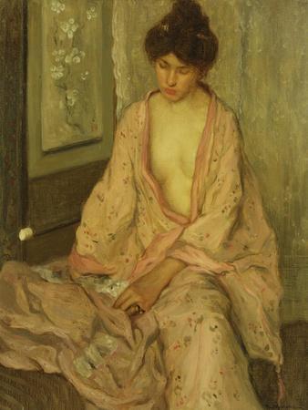 The Pink Kimono