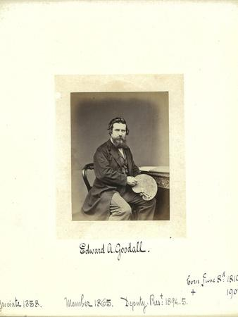 Edward A. Goodall, 1864