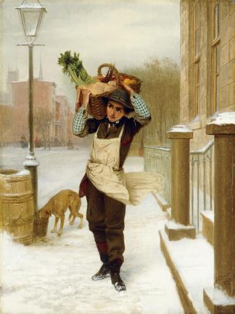 Delivery Boy, 1863