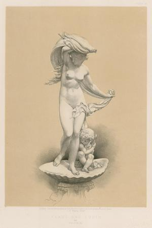 Venus and Cupid by Fraikin