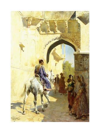 An Arab Scene, 1884-89