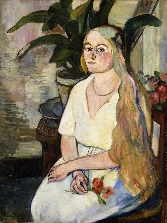 Portrait of Germaine Utter, 1922