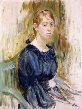 Jeannie Gobillard, 1895