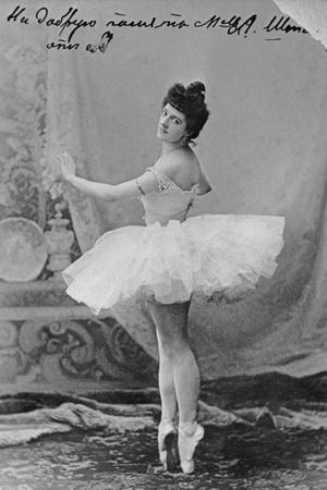 Agrippina Yakovlevna Vaganova, Early C20th