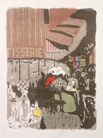 La Patisserie, from Paysages Et Interierus, 1899
