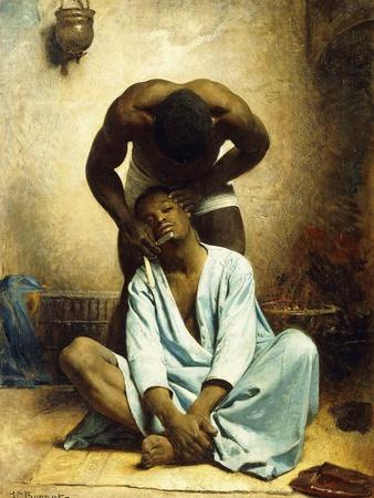 The Barber of Suez