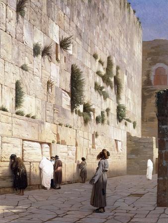 Solomon's Wall, Jerusalem