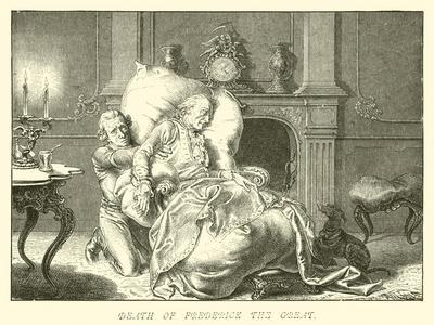 Death of Frederick the Great