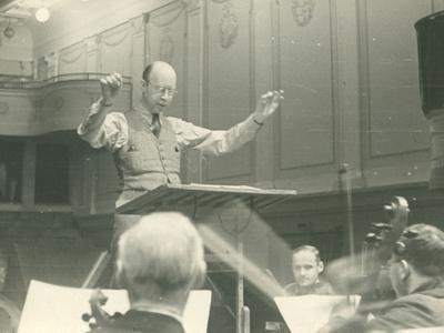 The Composer Sergei Prokofiev