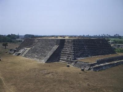 The Great Pyramid of Cempoala