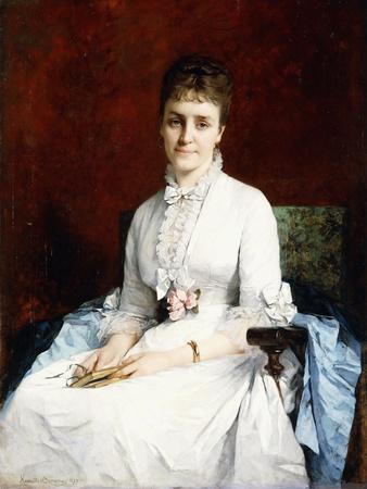 Portrait of a Lady, 1877