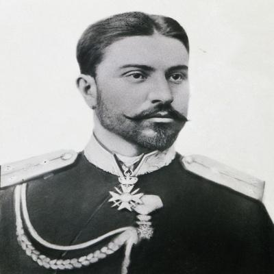 Portrait of Raco Petrov