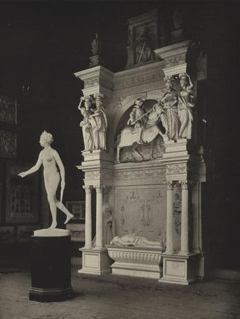 Tomb of Louis De Breze in the Cathedral of Rouen