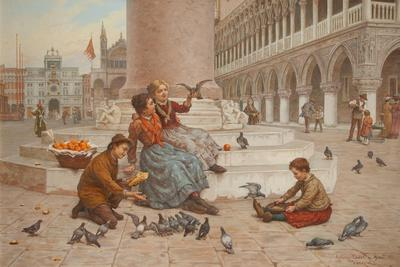 Pigeons of Venice