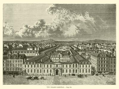 The Palais-Cardinal