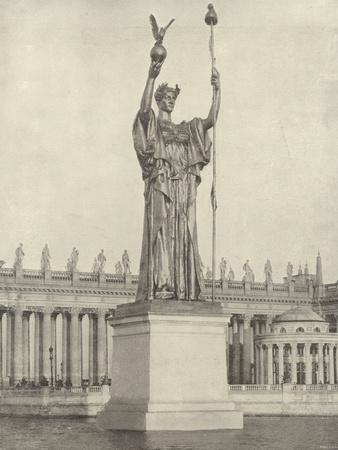 The Heroic Statue of the Republic