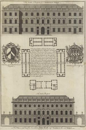 St Bartholomew's Hospital, London