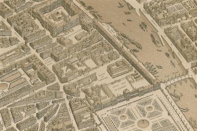 Paris, 1730