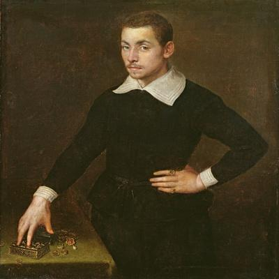 Portrait of a Young Florentine Goldsmith