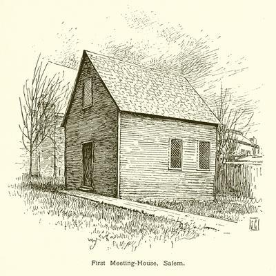 First Meeting-House, Salem