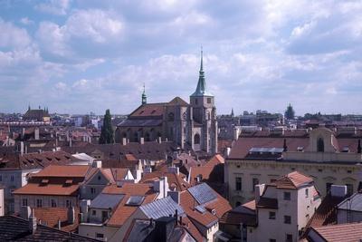 Church of St. Giles, Prague, Czech Republic
