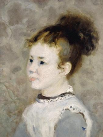 Portrait of Jeanne Sisley, 1875