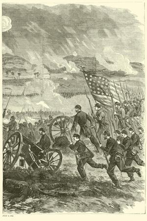 Gettysburg, 3 July 1863, July 1863