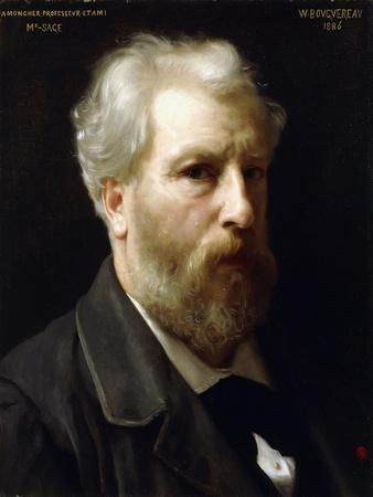 Self Portrait, 1886